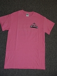 STUMPIES, T-SHIRT, PINK, 3XL
