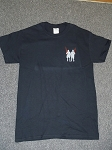 STUMPIES, T-SHIRT, BLACK, XXL