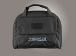 HOGUE, MED, PISTOL RANGE BAG