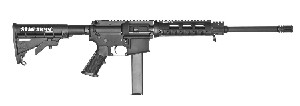 "STA 9MM/16"" AR 1-32 SMG MAG"